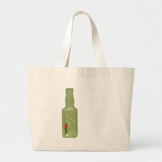 10 green bottles 2 jumbo tote bag