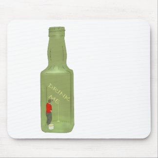 10 green bottles 2 mousemat