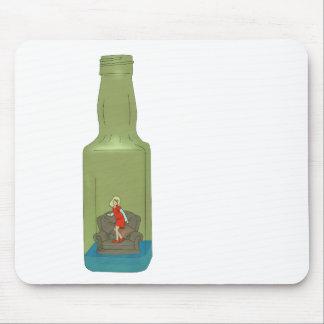 10 green bottles 6 mouse mat