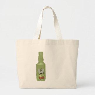 10 green bottles 7 jumbo tote bag