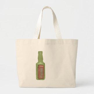 10 green bottles 8 jumbo tote bag