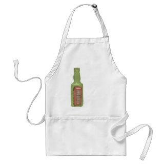 10 green bottles 8 standard apron