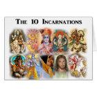 10 Incarnations Card