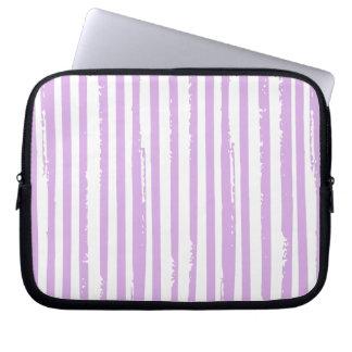 10 inch Grunge Lines Laptop Sleeve
