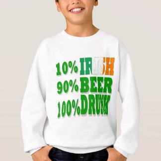 10% Irish Sweatshirt