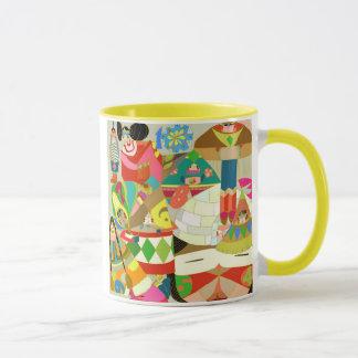 10 little indians by belinda suzette mug