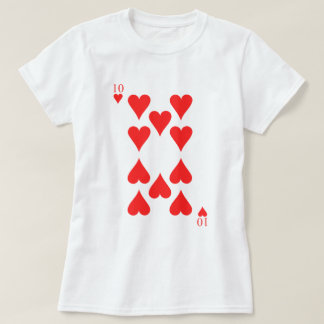 10 of Hearts T-Shirt
