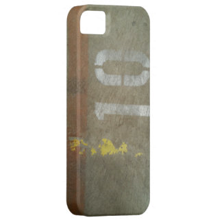 10 on concrete iPhone 5 covers