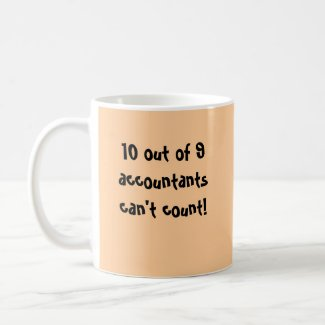 10 out of 9 accountants can't count!