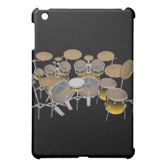 10 Piece Drum Kit:  iPad Mini Case
