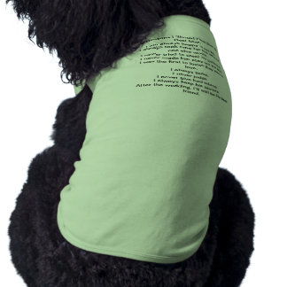 10 Reasons I Should Have Been the Best Man:I am... Sleeveless Dog Shirt