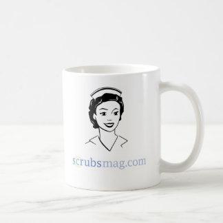 10 signs you're in nursing school coffee mug