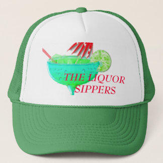 10, THE LIQUOR SIPPERS TRUCKER HAT