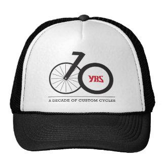 10 Year Anniversary Trucker Style Cap