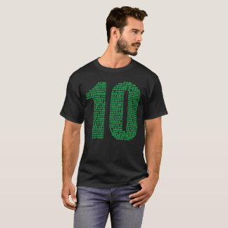 10 Years of BIG TUNES T-Shirt