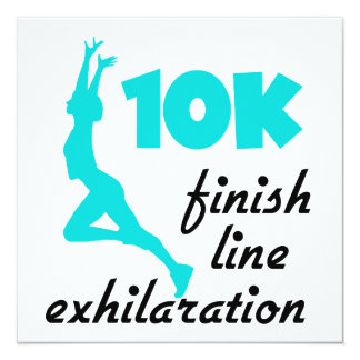 10K Aqua Finish Line Announcements
