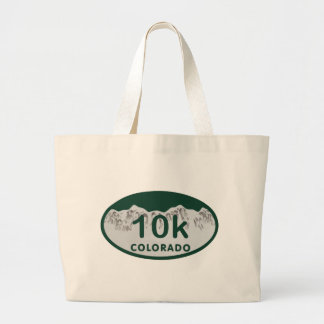 10k license oval bags