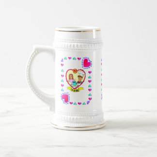 10th Anniversary Wedding Anniversay Mug