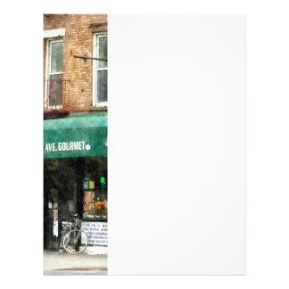 10th Ave Deli in Manhattan Personalized Flyer