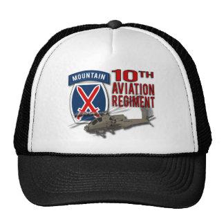 10th Aviation Regiment - Apache Mesh Hat