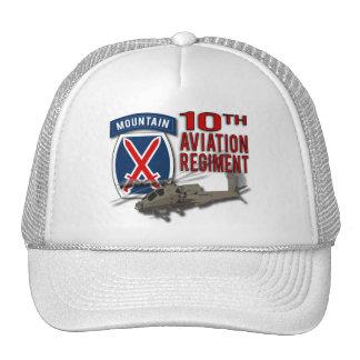 10th Aviation Regiment - Apache Hat