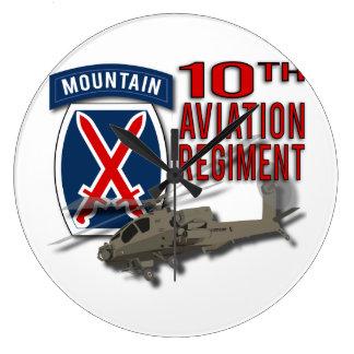 10th Aviation Regiment - Apache Clocks