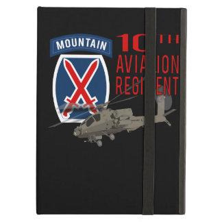 10th Aviation Regiment - Apache iPad Case