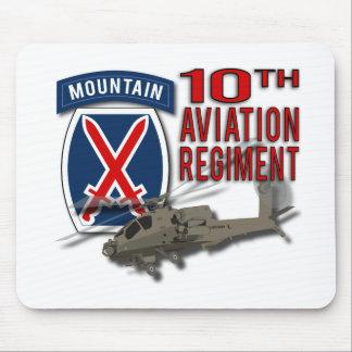 10th Aviation Regiment - Apache Mouse Pads