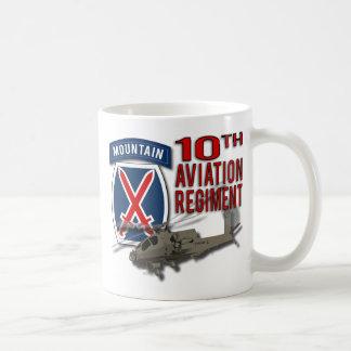10th Aviation Regiment - Apache Coffee Mugs