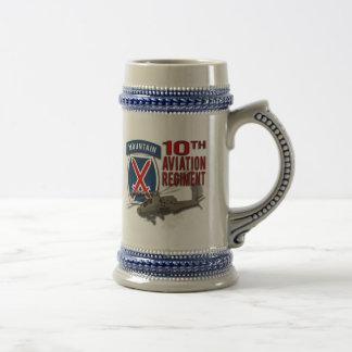10th Aviation Regiment - Apache Coffee Mug