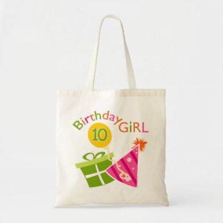 10th Birthday - Birthday Girl