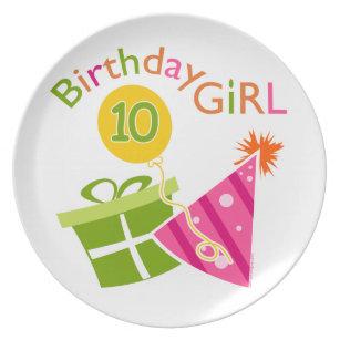Girls Tenth Birthday Home Furnishings Accessories