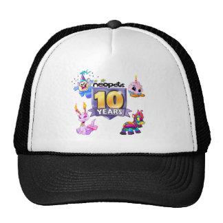 10th Birthday Logo Cap