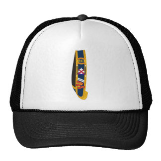 10th Mountain Division Band Trucker Hats
