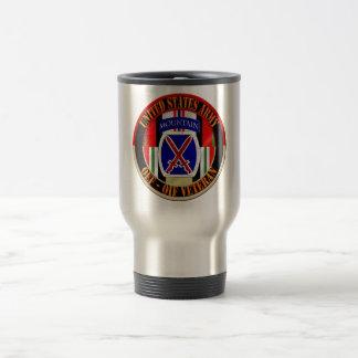 10th Mountain Division OEF OIF Veteran Mugs