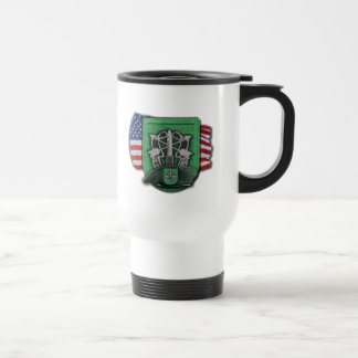 10th Special forces group iraq flash son vets Mug