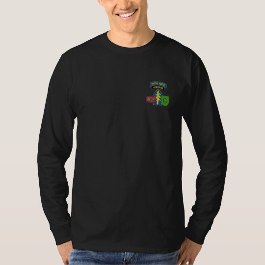 10TH SPECIAL FORCES GRP LONG SLEEVE T-SHIRT