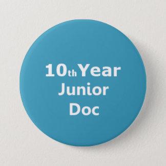10th Year Junior Doctor badge