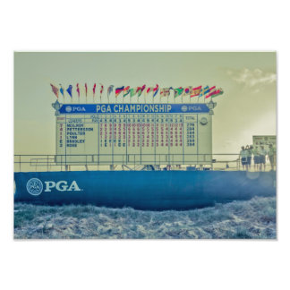 10x14 PGA Photographic Print