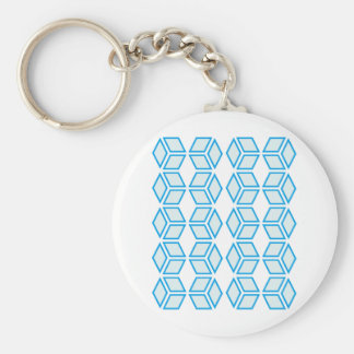 10x2 cube keychain