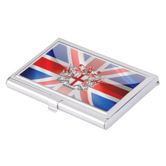 [110] City of London - Coat of Arms Business Card Holder