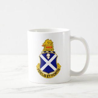 113th Infantry Regiment Basic White Mug