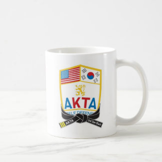 114-1 AKTA 3rd Dan Black Belt Mug
