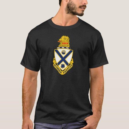 114th Infantry Regiment - IN OMNIA PARATUS T-Shirt