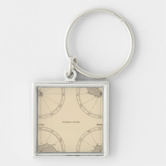 117 Deaths influenza, typhoid fever 1900, 1890 Key Ring