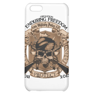 1186 MP Enduring Freedom Case For iPhone 5C