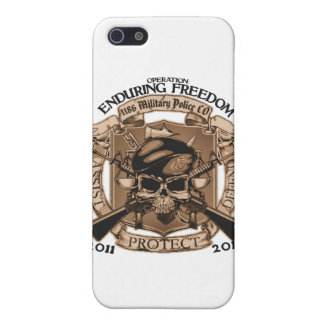 1186 MP Enduring Freedom iPhone 5 Case