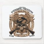 1186 MP Enduring Freedom Mousepads