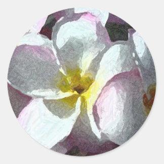 1188296266_470x353_hawaiian-flowers round stickers