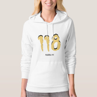 118 - California Fleece Pullover Hoodie